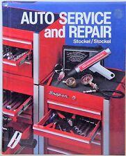 AUTO SERVICE & REPAIR - STOCKEL & STOCKEL - 1991 - GOODHEART-WILLCOX