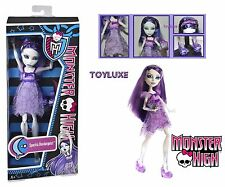 Monster High DEAD TIRED SPECTRA VONDERGEIST Doll Pajama SleepOver GHOST Daughter