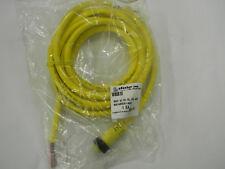 New IFM Efector Cord Set W80610 B Harrison 40960 MINI/2-AC-X/X-SOL-PVC-4M/W  L2