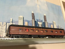 Bachmann Spectrum Passenger Car Customized Interior, Populated and Lighted