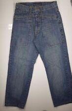Karl Kani Jeans Men's Denim Sz  W32 L33 Front Pockets  Light Wash Straight Leg