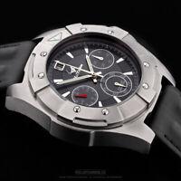 Chronograph Majestic Ash Poljot 31677 Titan MakTime russische Uhr mechanisch