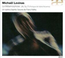 Micha‰l Levinas: La Metamorphose (CD, Jul-2012, Aeon)