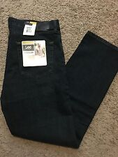 NWT MENS Lee Jeans Size 36x29 Regular Fit MSRP $44.00 Blue Denim 2008984