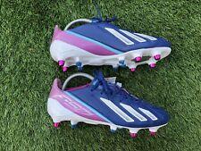 BNWOB Adidas F50 SG XTRX Leather Football Boots. Size 6.5 UK.