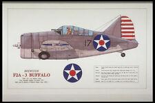 Easy Model Brewster f2a Buffalo fuerza aérea Finlandia 1941 1:72 nuevo//en el embalaje original plane WWII