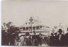 Exposition universelle de Paris 1900 Restaurant Britaux Photo Amateur