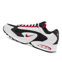 NIKE MENS Shoes Air Max Triax 96 - White & University Red - OW-CD2053-105