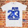 Chicago Bulls #23 Michael Jordan NBA RED-BLACK-WHITE New Jersey T Shirt