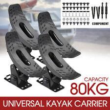Universal Kayak / Canoe Holder for Car Roof Rack Carrier AU Post