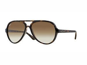 Sonnenbrille Ray Ban RB4125 CATS 5000 Havanna braun gradient 710/51