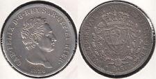 CERDEÑA - SARDINIA. 5 LIRAS DE 1826 P. PLATA 0.900.