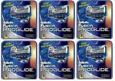 Genuine Gillette Fusion Proglide Razor Refill Cartridge Blades, 48 Count  NEW
