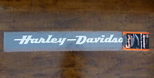 Harley-Davidson Rear Window Decal Sticker Windshield NEW