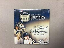 2008 Daily News New York Yankees Legacy of Greatness DVD The Third Basemen