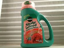 Miracle Gro 4.5 LB Shake N Feed Rose Food, Continuous Release