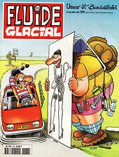 Fluide Glacial N°266 - Eds. Audie - Août 1998