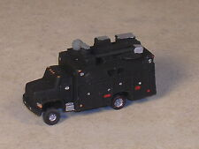 N Scale Black Operations Commuication Truck