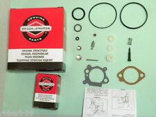 New-OEM--Briggs & Stratton Carb Rebuild kit 498260