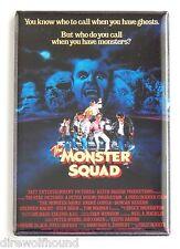 Monster Squad FRIDGE MAGNET (2 x 3 inches) movie poster horror