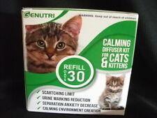 New listing Genutri Cat / Kittens Calming Diffuser Kit - Diffuser and 30 days Refill - New