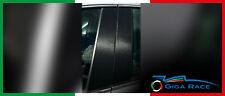 adesivi auto alfa romeo giulietta sticker decal montanti porte carbon look