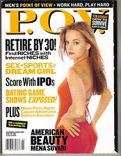 Mena Suvari Pov Magazine 12/99 American Beauty Pc