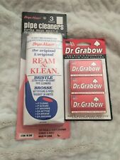 Bryn Mawr Pipe Cleaners & Dr. Grabow Pipe Filters Bundle