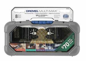 """DREMEL MULTI MAX ACCESSORIES KIT MM390  8 PIECE """"NEW"""""""