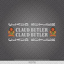 01073 Claud Butler Bicicleta Pegatina - Calcomanía