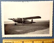 Vintage 1961 photo Plane Airplane photograph aircraft company