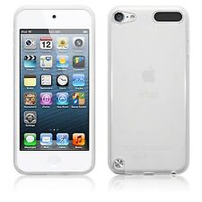 IPOD TOUCH 6 GENUINE TEMPERED GLASS SCREEN PROTECTOR & FREE FROSTED GEL CASE
