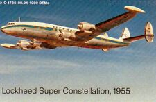 Rarität! Telefonkarten-Set Lufthansa (4 Stück) Auflage je Motiv nur 1000 Stück!