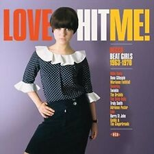 Love Hit Me Decca Beat Girls 1963-1970 Various Artists LP Vinyl 12 Track Yell
