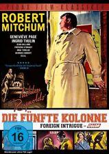 Die fünfte Kolonne - Robert Mitchum  - Pidax Filmklassiker  DVD/NEU/OVP