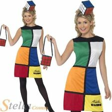 Smiffys Complete Outfit 1980s Costumes for Women