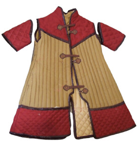 Medieval Thick Padded Gambeson suit of armor quilted costumes