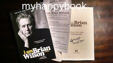 SIGNED I Am Brian Wilson autographed book by Brian Wilson, Beach Boys