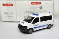 Wiking 1:87 VW T5 Bus Multivan OVP 0693 13 Technisches Hilfswerk Führungsstelle