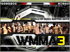 World of Mixed Martial Arts 3 - A Management Simulation game -  Steam Key ONLY