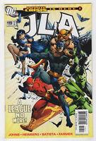 JLA #119 (Nov 2005 DC) Justice League [Infinite Crisis] Johns Heinberg Batista m