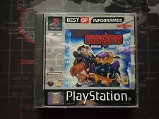 Gekido: Urban Fighters. COMPLETO!! PS1 PSX PAL