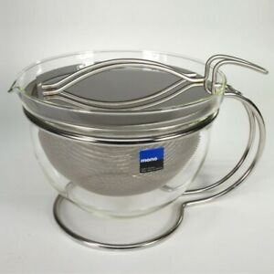 Mono Teekanne Filio 0,7  ltr. Design Grolman - wie neu