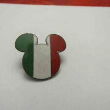 Disney Italy Mickey Head Pin