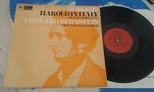 CBS 61091 - Berlioz:-Harold in Italy / New York Philharmonic / Bernstein /Lincer