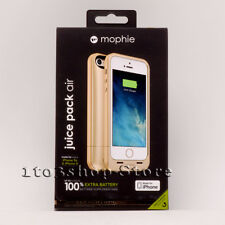 mophie juice pack Air for iPhone 5 iPhone 5s iPhone 5se (1,700mAh) - Gold