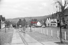 PHOTO  1976 THE MARKET PLACE WENDOVER HIGH STREET PHOTOGRAPH TAKEN ON A RATHER W
