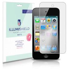 iLLumiShield Matte Screen Protector w Anti-Glare/Print 3x for Apple iPod Touch 4