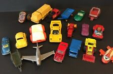 Vintage Mixed Die Cast~Buddy L~Tootsie Toy~Matchbox Vehicle Lot