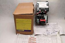 Square D 8536sc01v02s Ser A Motor Starter Size 1 2 Pole 120v Coil